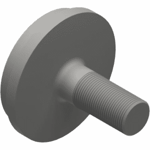 Threaded Base End (Male)